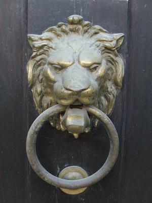 Kontaktformular Löwenanteil - knock knock